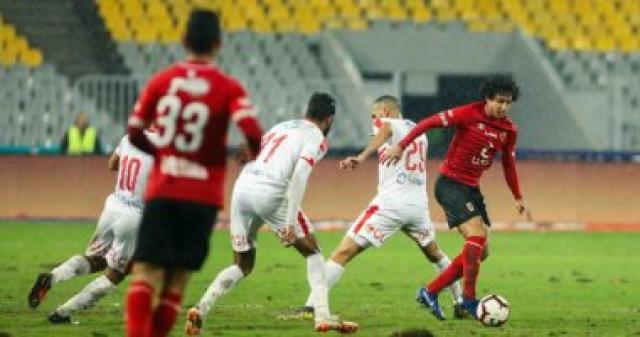 بث مباشر مباراة الأهلي والزمالك في ختام الدوري المصري