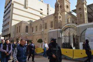 مساعد الوزیر لوسط الدلتا ومدیر أمن المنوفیة یقوموا بجولة میدانیة