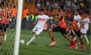فوز فريق الزمالك علي الترجي التونسي في دور 8 لدوري أبطال إفريقيا