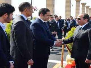 السيسى ينيب كبير الياوران فى عزاء الرئيس الأسبق حسنى مبارك مساء اليوم