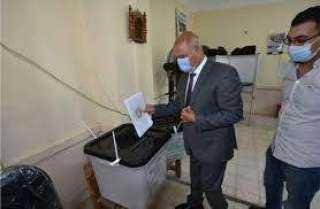 كامل الوزير: المشاركة في انتخابات «الشيوخ» واجب وطني