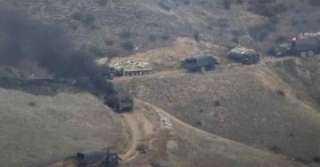 الدفاع الأرمينية: طائرات مسيرة آذارية تقصف حافلة ركاب مدنية