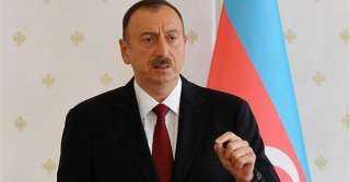 العملية العسكرية مستمرة.. رئيس أذربيجان: أرمينيا بادرت بالهجوم ودافعنا عن أنفسنا
