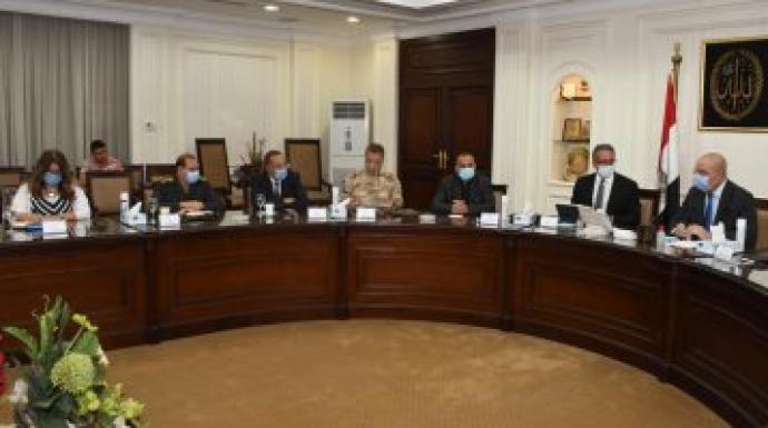 وزيرا الإسكان والسياحة والآثار يتابعان موقف المشروعات المشتركة بالقاهرة التاريخية