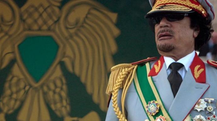 فرنسا تكشف عن مكان اختفاء ثروة القذافي.. تفاصيل