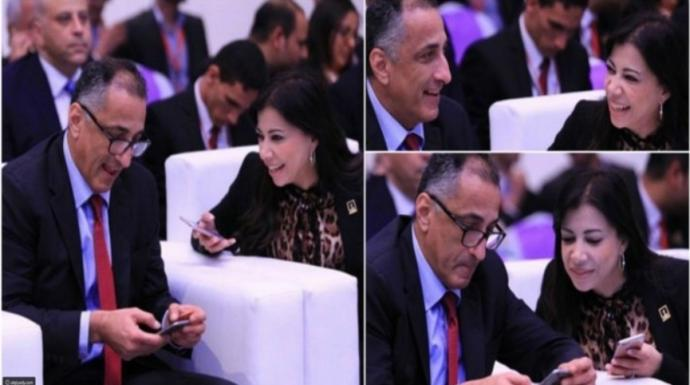 الرأي العام تكشف مذكرة للرقابة الإدارية عن استغلال زوجة محافظ البنك المركزي لمنصبه