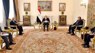 السيسي: سد النهضة قضية وجودية لمصر
